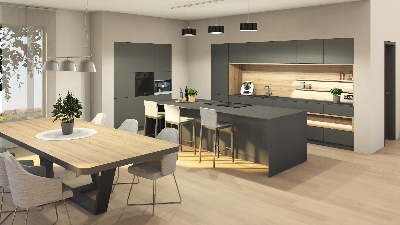 Palette CAD Kuchnie